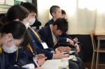 平成26年度体験入学<平野中学校>【44】