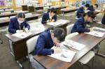 平成26年度体験入学<平野中学校>【48】
