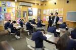 平成26年度体験入学<平野中学校>【51】