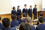平成26年度体験入学<平野中学校>【52】