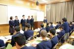 平成26年度体験入学<平野中学校>【53】