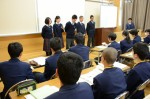 平成26年度体験入学<平野中学校>【55】