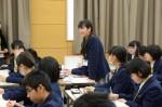 平成26年度体験入学<平野中学校>【56】