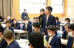 平成26年度体験入学<平野中学校>【57】