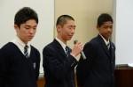 平成26年度体験入学<平野中学校>【58】