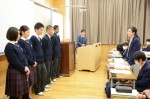 平成26年度体験入学<平野中学校>【60】