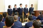 平成26年度体験入学<平野中学校>【63】
