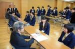 平成26年度体験入学<平野中学校>【64】