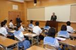 平成27年度体験入学<夜須中学校>【5】