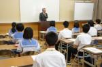 平成27年度体験入学<夜須中学校>【9】