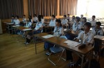 平成27年度体験入学<夜須中学校>【11】