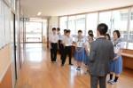 平成27年度体験入学<夜須中学校>【16】