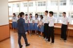 平成27年度体験入学<夜須中学校>【17】
