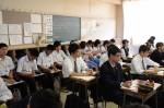 平成27年度体験入学<夜須中学校>【25】