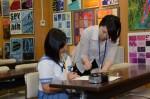 平成27年度体験入学<夜須中学校>【30】