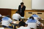 平成27年度体験入学<夜須中学校>【33】