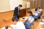 平成27年度体験入学<夜須中学校>【35】