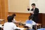 平成27年度体験入学<夜須中学校>【36】