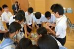 平成27年度体験入学<夜須中学校>【39】