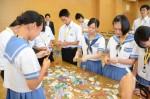 平成27年度体験入学<夜須中学校>【42】