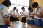 平成27年度体験入学<夜須中学校>【43】