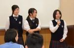 平成27年度体験入学<夜須中学校>【47】
