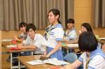 平成27年度体験入学<夜須中学校>【49】