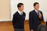 平成27年度体験入学<夜須中学校>【50】