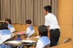 平成27年度体験入学<夜須中学校>【52】