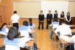 平成27年度体験入学<夜須中学校>【54】