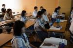 平成27年度体験入学<夜須中学校>【59】