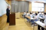 平成27年度体験入学<甘木中学校>【9】