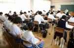 平成27年度体験入学<甘木中学校>【25】