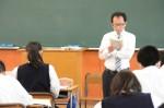 平成27年度体験入学<甘木中学校>【29】