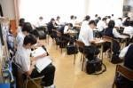 平成27年度体験入学<甘木中学校>【31】