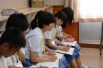 平成27年度体験入学<甘木中学校>【32】