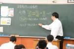 平成27年度体験入学<甘木中学校>【35】
