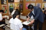 平成27年度体験入学<甘木中学校>【41】