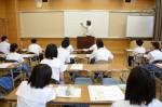 平成27年度体験入学<甘木中学校>【43】
