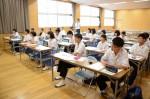 平成27年度体験入学<甘木中学校>【45】