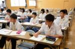 平成27年度体験入学<甘木中学校>【47】