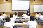 平成27年度体験入学<甘木中学校>【58】