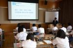 平成27年度体験入学<甘木中学校>【60】