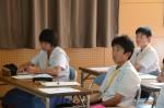 平成27年度体験入学<甘木中学校>【63】
