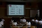 平成27年度体験入学<甘木中学校>【68】