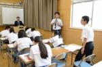 平成27年度体験入学<甘木中学校>【72】