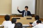 平成27年度体験入学<甘木中学校>【73】