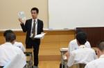 平成27年度体験入学<筑山中学校>【5】