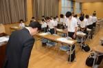 平成27年度体験入学<筑山中学校>【7】