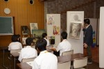 平成27年度体験入学<筑山中学校>【33】